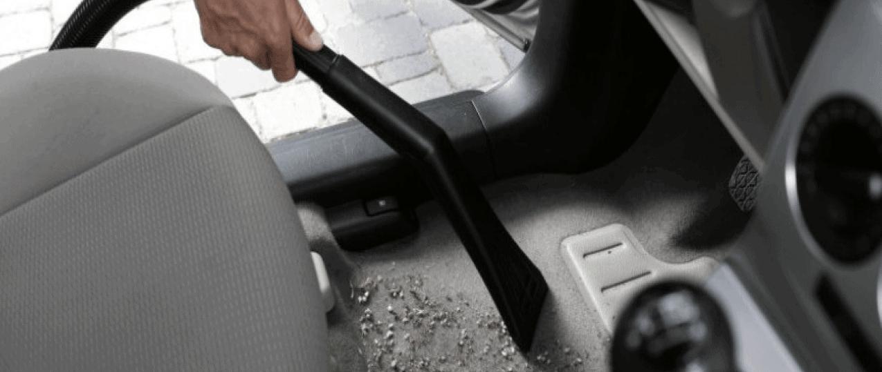 Autó belső (kárpit) tisztítása